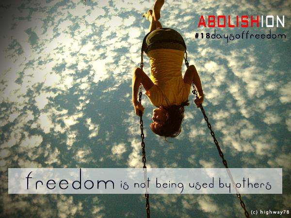 18 days of freedom