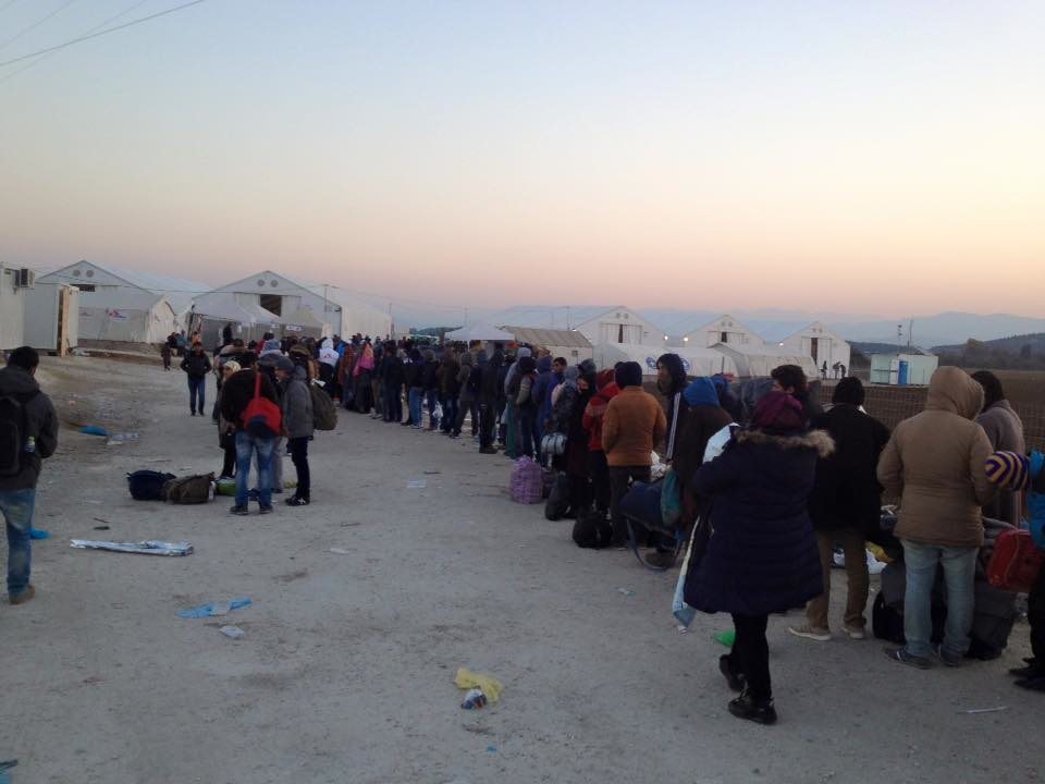 European Refugee Crisis Response: News from Greece