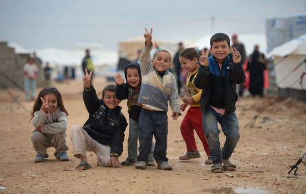 """""""Children refugees are dealing with incredibly heavy things"""""""