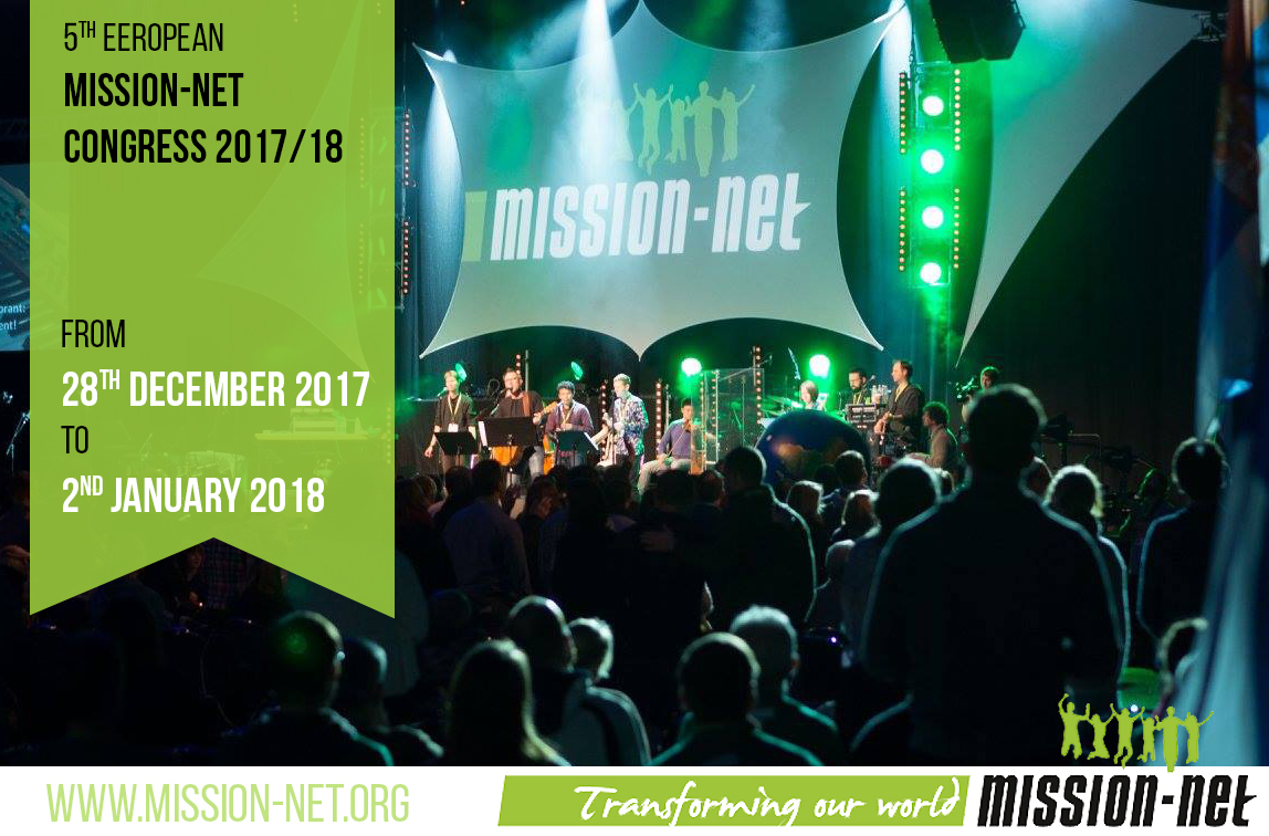 Dates next Mission-Net Congress