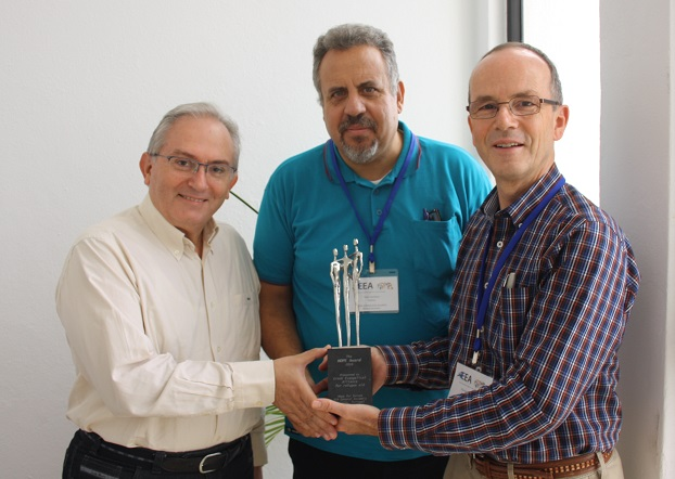 Greek Evangelical Alliance is awarded with the Hope award