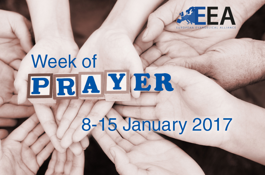 EEA Week of Prayer 2017