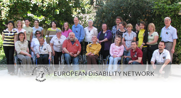 People with disabilities welcomed in every Christian community