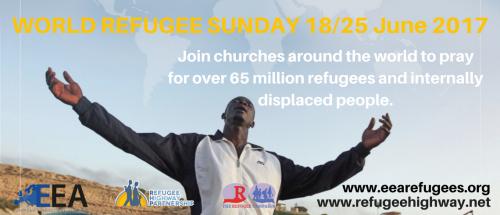 World Refugee Day   20 June 2017