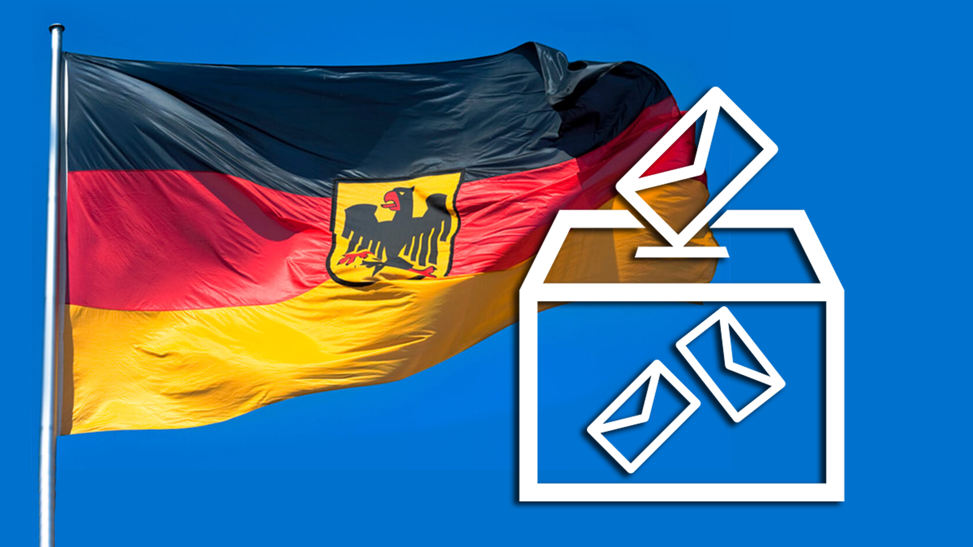 A CALL TO PRAYER for German General Election, 24th September 2017