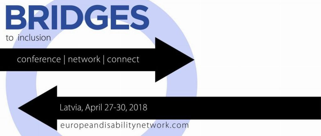 Bridges to inclusion  | 2018 EDN conference