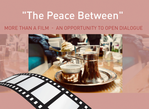 """Introducing """"The Peace Between"""""""