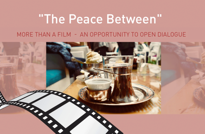 "Introducing ""The Peace Between"""