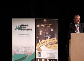 European Evangelical Alliance concludes Hope for Europe conference