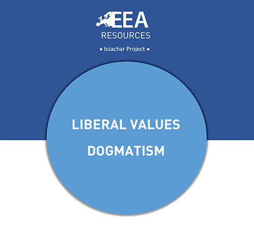 LIBERAL-VALUES-DOGMATISM