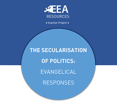 THE SECULARISATION OF POLITICS