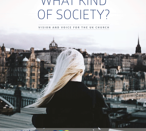 WHAT KIND OF SOCIETY?