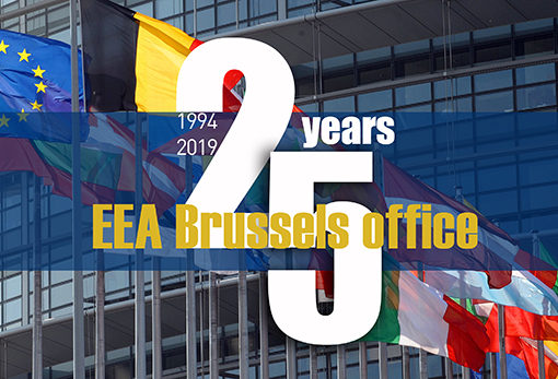 January 2019 – Anniversary of the EEA Brussels office