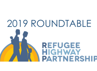 Invitation | Refugee Highway Partnership Roundtable 2019