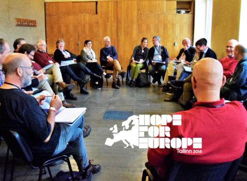 Update   Hope for Europe Missions track