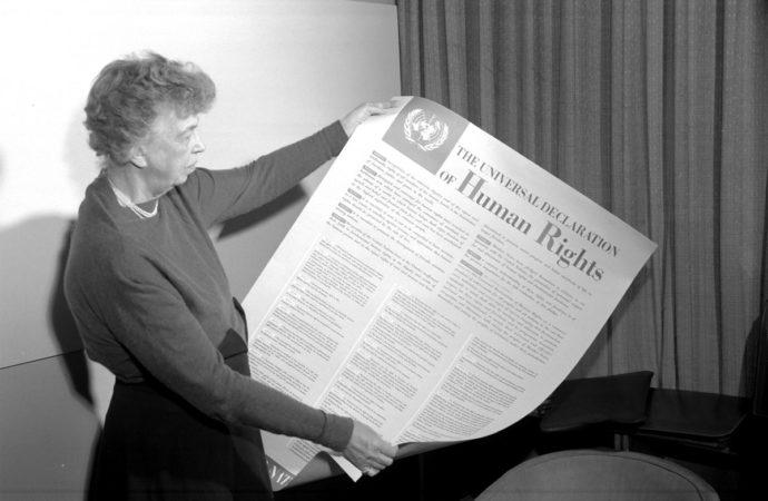Celebrating human rights?
