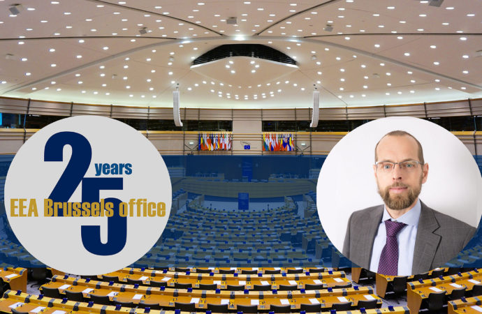 INTERVIEW | Arie de Pater on 25 years EEA Brussels Office