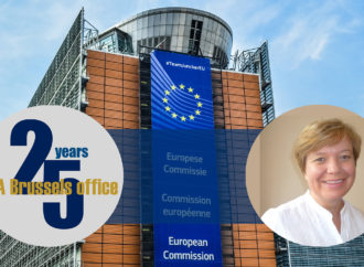 INTERVIEW | Julia Doxat-Purser on 25 years EEA Brussels Office