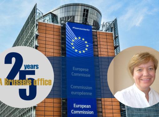 INTERVIEW   Julia Doxat-Purser on 25 years EEA Brussels Office