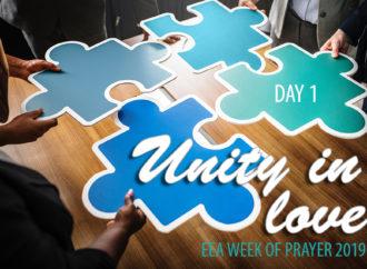 WoP2019 | DAY 1 | UNITY in LOVE