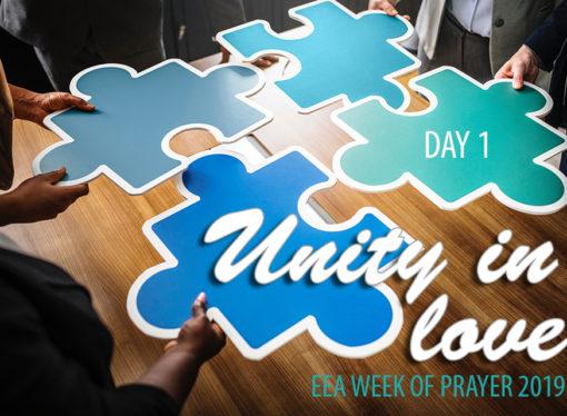 WoP2019   DAY 1   UNITY in LOVE