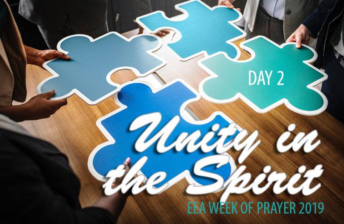 WoP2019 | DAY 2 | UNITY in the SPIRIT