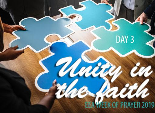 WoP2019   DAY 3   UNITY in the FAITH