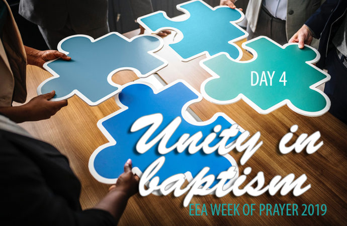 WoP2019 | DAY 4 | UNITY in BAPTISM