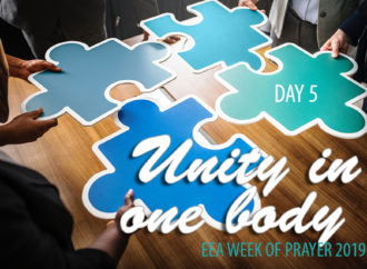 WoP2019 | DAY 5 | UNITY in ONE BODY