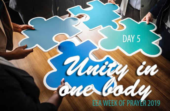WoP2019 | DAY 5 | UNITY in ONE BODY