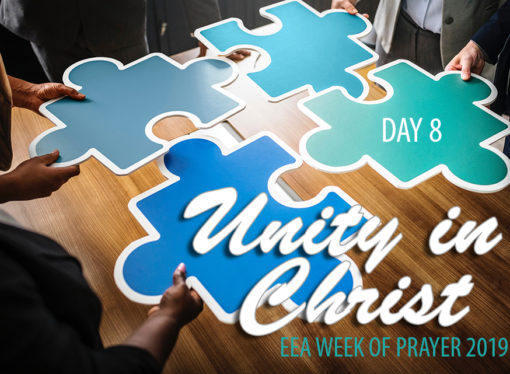 WoP2019   DAY 8   UNITY in CHRIST