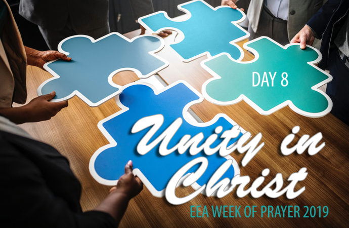 WoP2019 | DAY 8 | UNITY in CHRIST