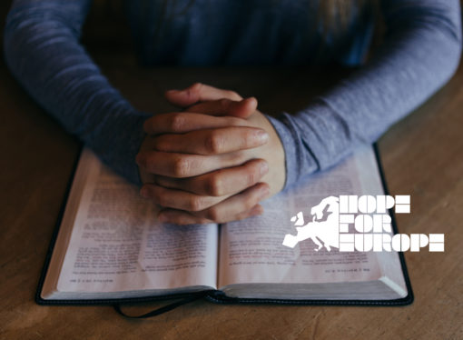 Invitation   A Monthly Prayer for Europe