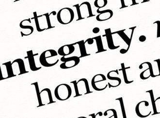 Integrity in the Public Sphere