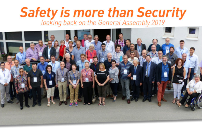 Safety is more than Security – Looking back on the General Assembly 2019