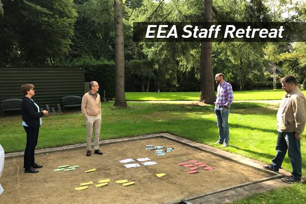 EEA Staff Retreat