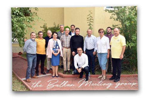 Our sweet Balkan fellowship