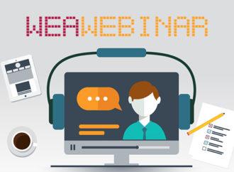 WEA Webinar on Artificial Intelligence