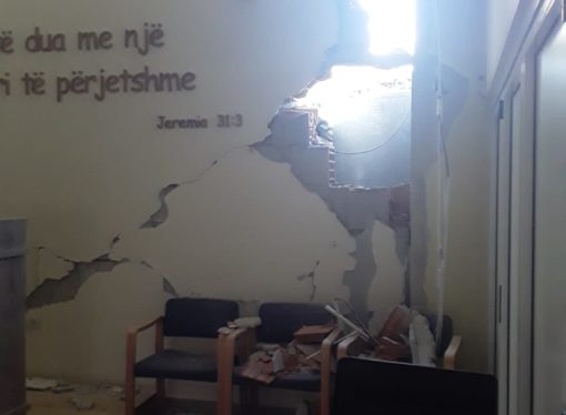 Earthquake in Albania – Kosovar Evangelical Alliance sends relief goods