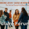"""Future Forum"" – Advancing Jesus' cause in new ways"