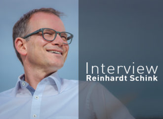 Interview with Dr. Reinhardt Schink