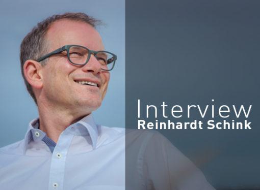 Interview with Dr. Reinhardt Schink