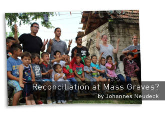 Reconciliation at Mass Graves?