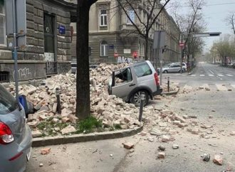 Pray for Croatia – Covid-19 and Earthquakes