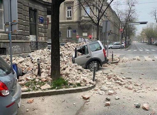 Pray for Croatia – Covid-19 and Earthquakes
