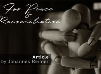 For Peace and Reconciliation