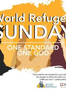 World Refugee Sunday 2020