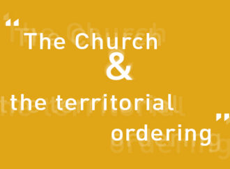 """An excerpt of the Spanish EA statement about """"The Church and the territorial ordering"""""""