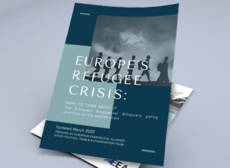 New edition of the EEA´s position paper on refugees available!