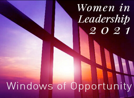 """""""Women in Leadership 2021"""" Network-Conference planned!"""